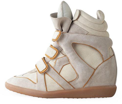 Isabel Marant / Wila High-Top Sneaker