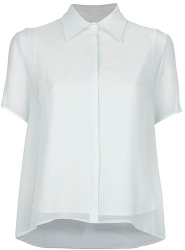 A R Short sleeve blouse