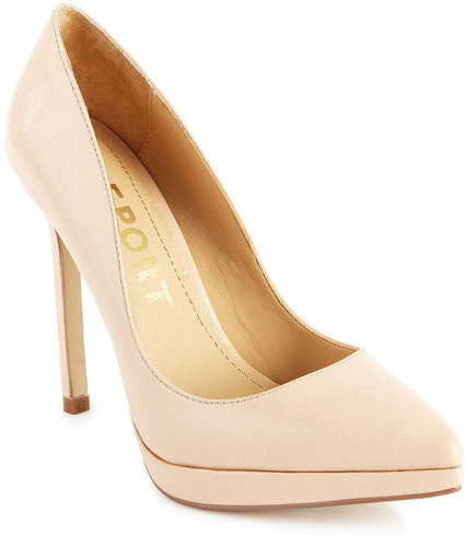 Report Shoes, Tulipe Platform Pumps