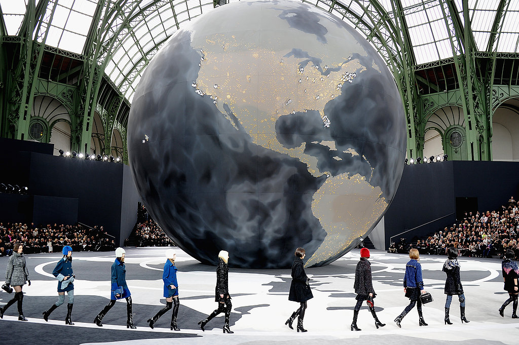 2013 Autumn Winter Paris Fashion Week: Chanel