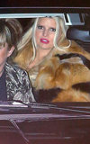 Jessica Simpson left Jimmy Kimmel Live!