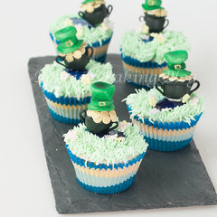 The Luck of the Irish, Crme de Menthe Cupcakes dicatiL essence