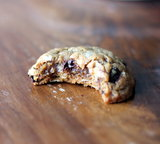 Gluten-free, Flourless Peanut Butter Oatmeal Chocolate Chip Cookies