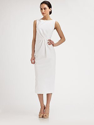 Ameile Boatneck Dress