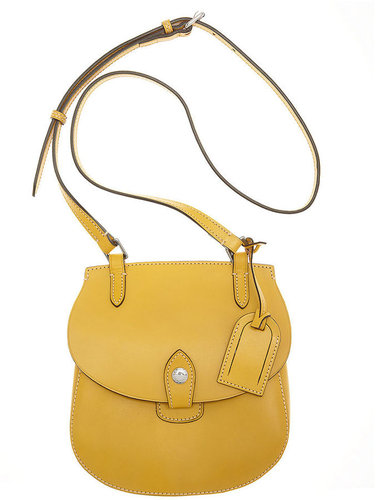 Dooney & Bourke Handbag, Brasil Smooth Leather Crossbody Bag