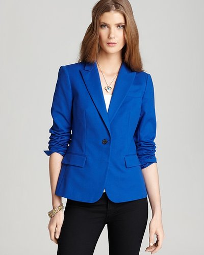 Aqua Blazer - One Button
