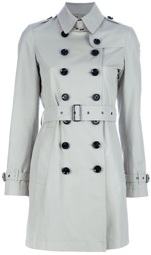 Burberry Brit trench caot