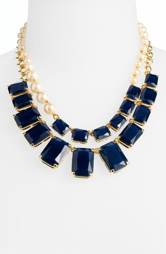 Kate Spade New York 'treasure Chest' Double Strand Necklace