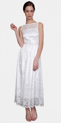 Chantily Lace Celebrity Dresses by Sentimental NY