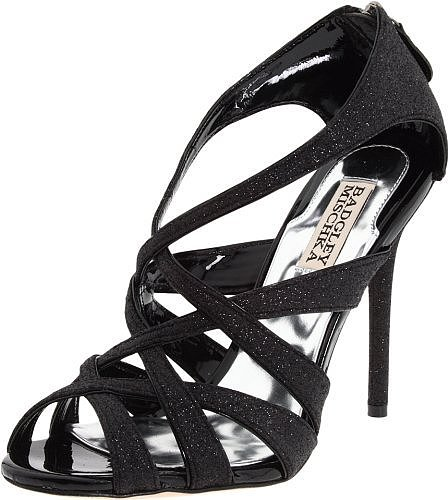 Badgley Mischka Platinum Women's Junebug Sandal