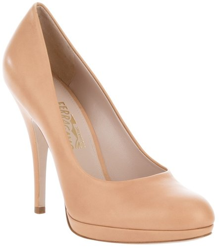 Salvatore Ferragamo high heel pump