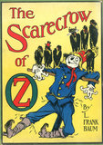 The Scarecrow of Oz, Book 9