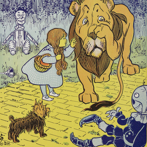 The Wizard of Oz Books | Pictures
