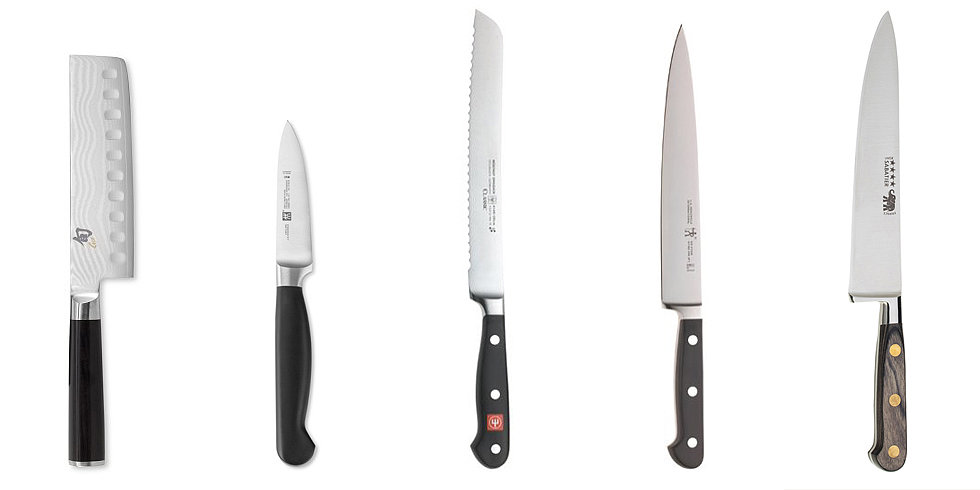 5 Classic Knives and What to Do With Them
