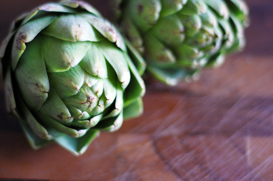 The Basic Spring Vegetable: Artichokes