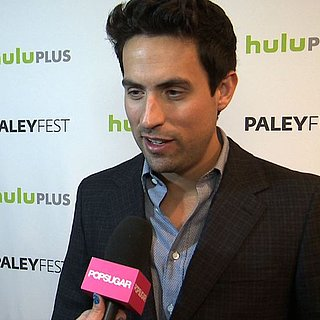 Ed Weeks Interview at The Mindy Project PaleyFest | Video