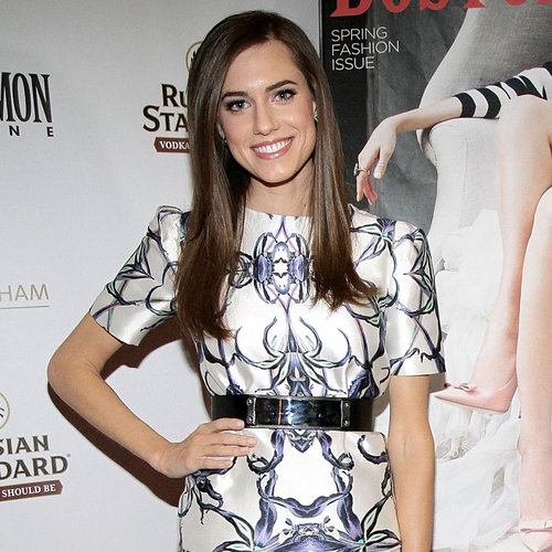 Celebrity Style: Allison Williams' Best Red Carpet Dresses