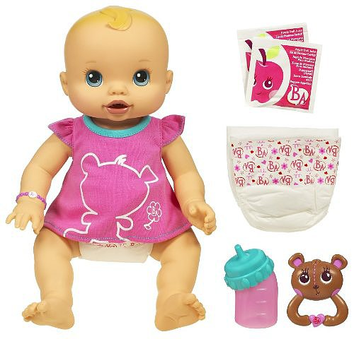 Potty Training Doll