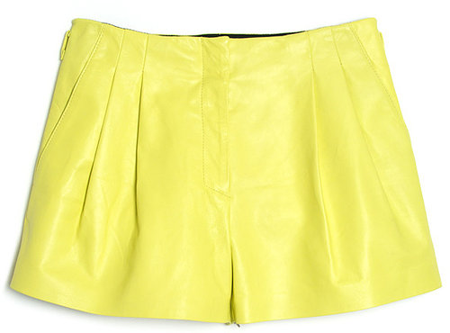 Proenza Schouler Leather Short