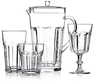 Martha Stewart Collection Drinkware, Acrylic Sets of 4 Collection