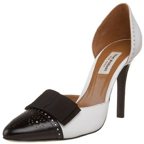 Isaac Mizrahi Women's Everything Dorsay Pump