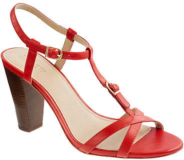 Cecelia high-heel buckle sandals