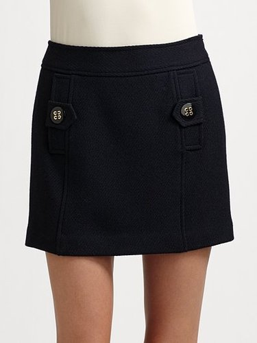 Milly Stella Mini Skirt