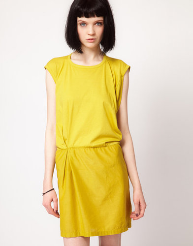 Surface To Air Jersey &amp; Cotton Dress