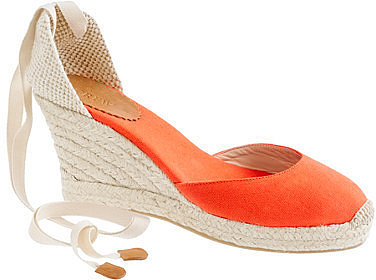 Sardinia wedge espadrilles