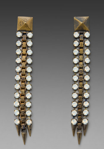 Fallon Stud/Spike Comet Earring