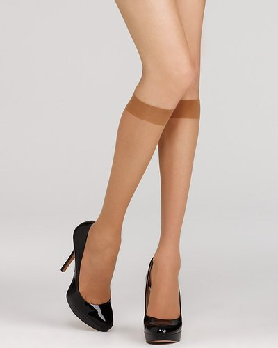 Wolford Individual 10 Knee Highs - #031241