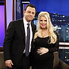 Jessica Simpson Says She's Having a Boy on Jimmy Kimmel Live