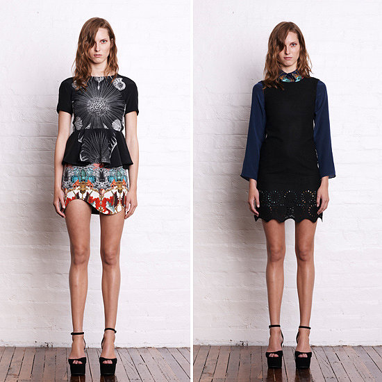 Art & Whimsy: See Sara Phillips' AW '13 Look Book
