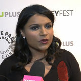 Mindy Kaling PaleyFest Interview 2013 | Video