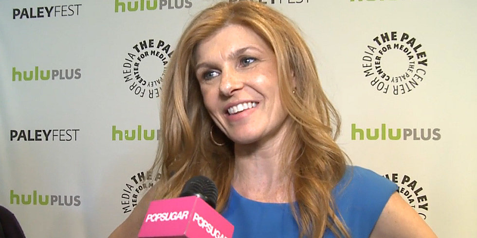 "Connie Britton Says She's ""Pro"" Rayna and Deacon's Romance"