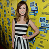 Celebrity Style At SXSW Festival: Olivia Wilde Black & White