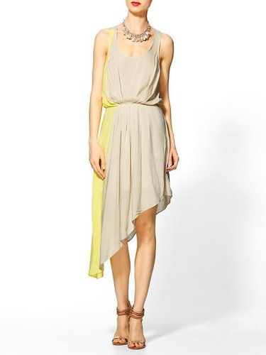 BCBGeneration Colorblocked Dress