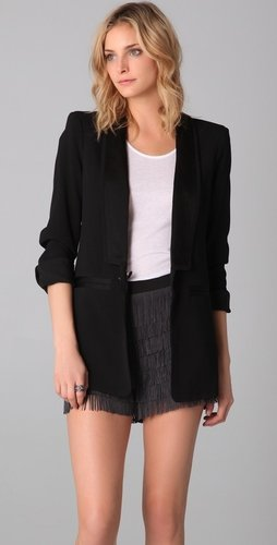 Club Monaco Nina Tux Blazer