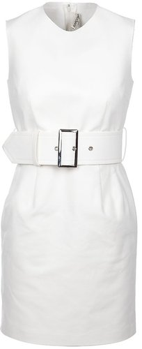 Comme Des Garons Belted dress