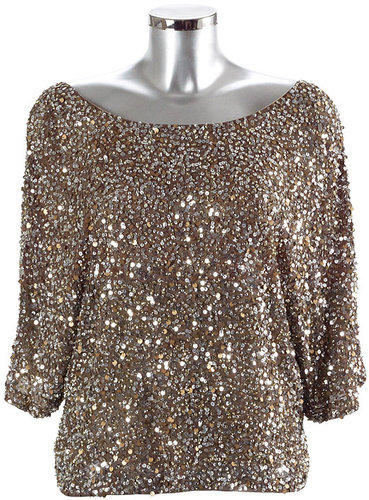 Hand Beaded Blouse