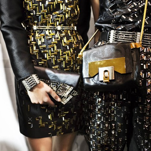 Lanvin Spring 2013 Accessories