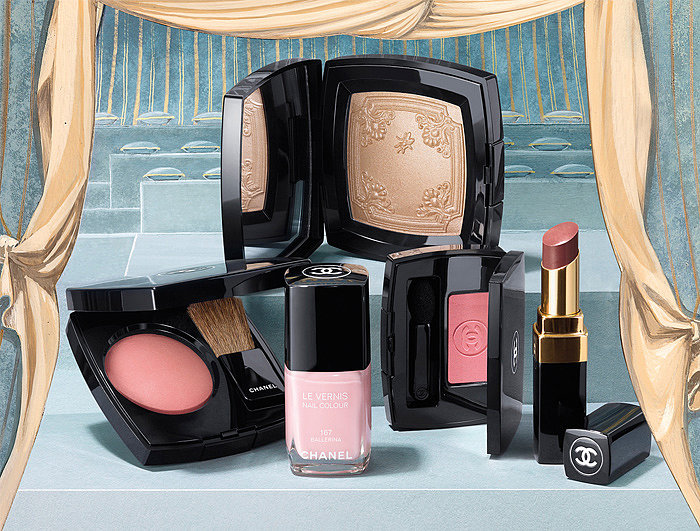 Collection Maquillage Croisière de Chanel