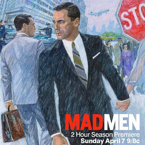 Mad Men Poster For Season Six
