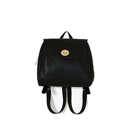 How chic is this black Dionne backpack ($58)? Made from vegan leather, it's perfect for eco-conscious and stylish career ladies.