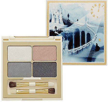 Disney Jasmine Collection Midnight Hour Eye Shadow Palette
