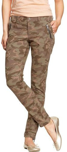Women's The Rockstar Zip-Pocket Skinny Pants