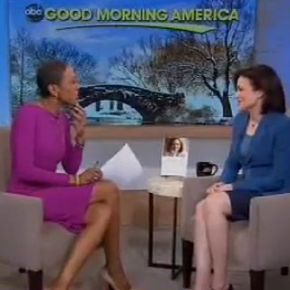 Sheryl Sandberg on Good Morning America