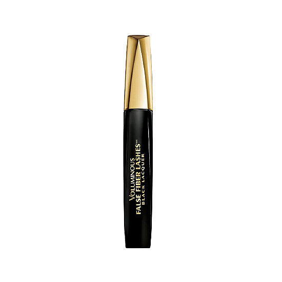 Forget fumbling with falsies when L'Oreal Voluminous False Fiber Lashes Black Lacquer Mascara ($9) gives you equally amazing lashes. The formula features a special polymer to help bond a blend of long and short fibers to your lashes for a dramatic result.