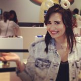 Demi Lovato snapped photos on a shopping trip. Source: Instagram user ddlovato
