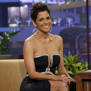 Halle Berry on The Tonight Show With Jay Leno | Pictures
